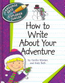 How to write about adventure