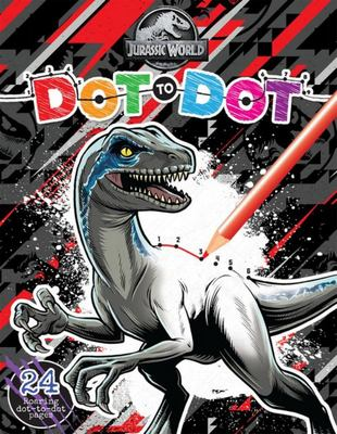 Jurassic World 2: dot to dot