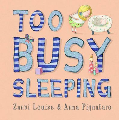 Too Busy Sleeping (HB) - BIG SISTER