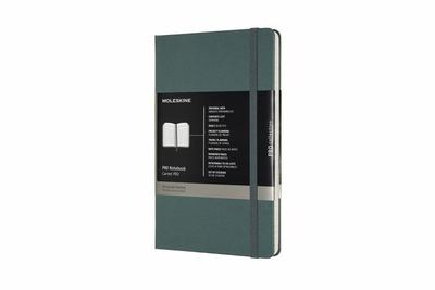 Moleskine Cahier Notebook set of 3 Grid Large Black