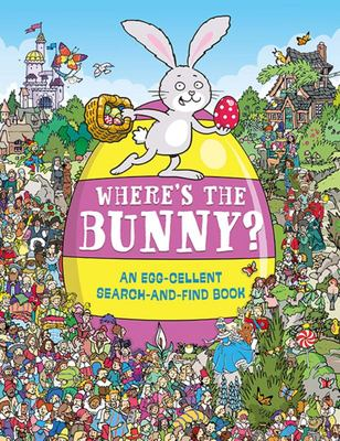 Where's the Bunny? (Search and Find Activity)