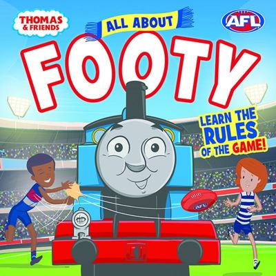 Thomas and Friends: All about Footy