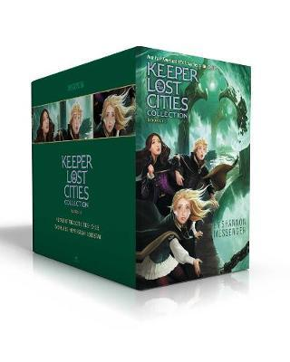 Keeper of the Lost Cities Collection Books 1-5 - Keeper of the Lost Cities; Exile; Everblaze; Neverseen; Lodestar