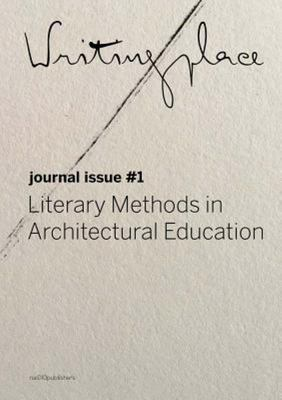 Writingplace Journal for Architecture and Literature