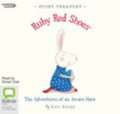 Ruby Red Shoes Story Treasury (Audio CD; unabridged; 1 CD)