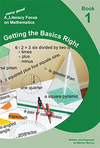 A Literacy Focus on Mathematics Book 1: Getting the Basics Right