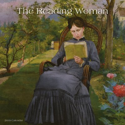 2019 The Reading Woman Wall Calendar (CP-D19-CAL-56004)