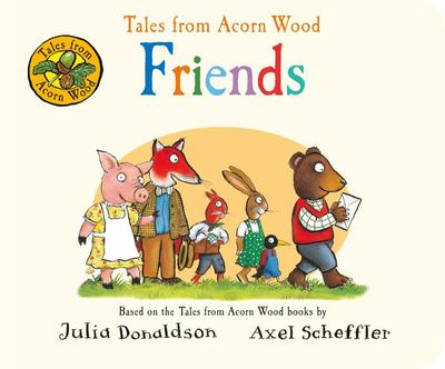 Animal Friends: Tales from Acorn Wood