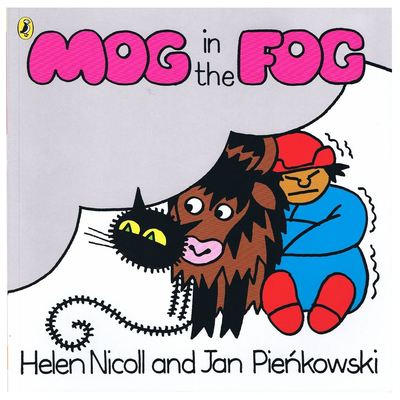 Mog in the Fog (Meg and Mog)