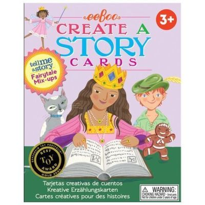 Fairytale Mix-Ups (Create a Story Cards)