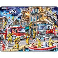 Firefighters Puzzle