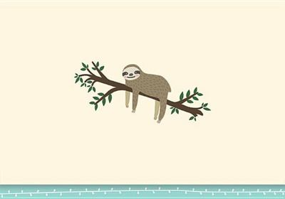 Sloth Notecards (8083)