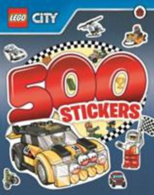 LEGO City - 500 Stickers