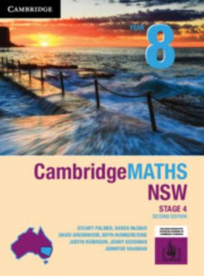 Cambridge Maths NSW, Stage 4 Year 8