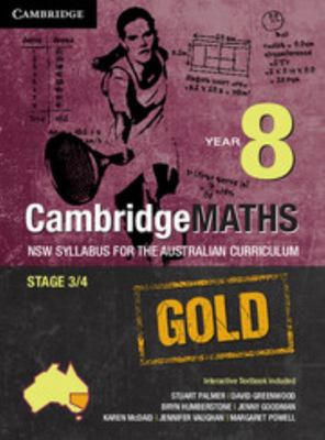 Cambridge Mathematics GOLD NSW Syllabus for the AC Year 8