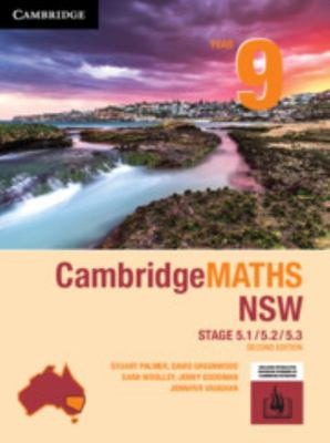 Cambridge Maths Stage 5 NSW Year 9 5.1/5.2/5.3