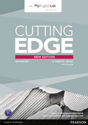 Cutting Edge Advanced Student's Book/DVD Pack & MyEnglishLab (3e)