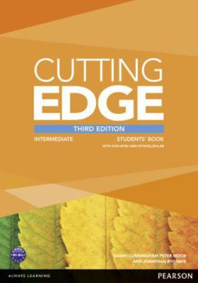 Cutting Edge 3e Intermediate Student's Book/DVD Pack & MyEnglishLab