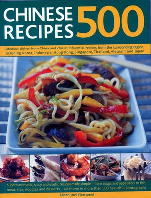 500 Chinese Recipes