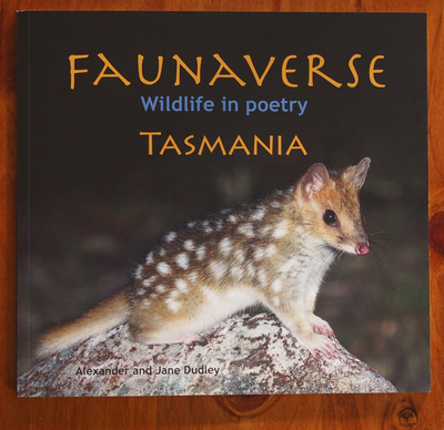 Faunaverse Tasmania: Wildlife in Poetry
