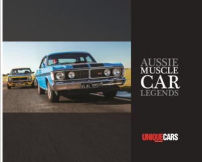 Aussie Muscle Car Legends