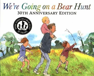 We're Going on a Bear Hunt 30th Anniversary