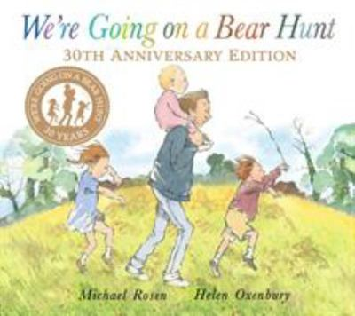 We're Going on a Bear Hunt (Board Book) 30th anniversary ed