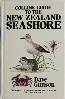 Collins Guide to the New Zealand Seashore