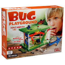 Bug Playground: Insect Inspector Lab