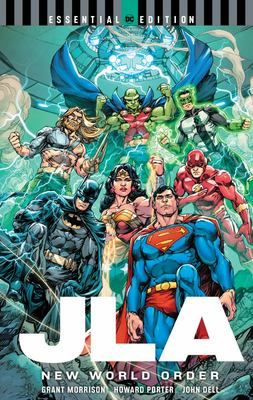 JLA: New World Order (DC Essential Edition)