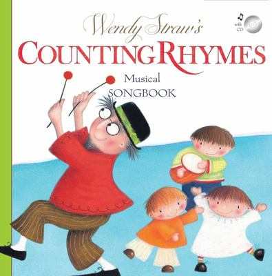 Wendy Straw's Counting Rhymes Musical Songbook (PB)
