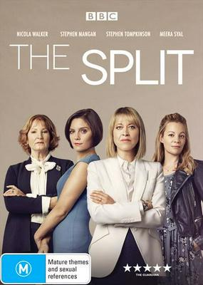The Split DVD