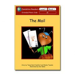 Dandelion Readers - The Mail - Level 1 Books 1-14 (14 books)