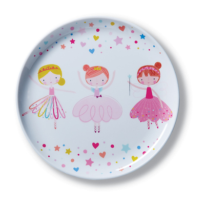 Melamine Plate Sweet Dreams