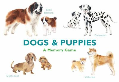 Dogs and Puppies - A Memory Game