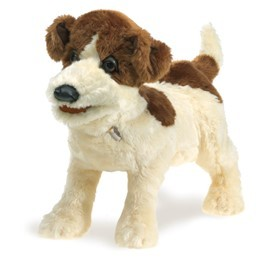 Jack Russell Puppet