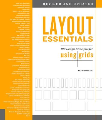 Layout Essentials Revised and Updated - 100 Design Principles for Using Grids