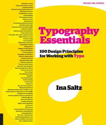 Typography Essentials Revised and Updated - 100 Design Principles for Working with Type