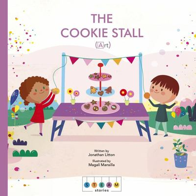 The Cookie Stall (STEAM Stories Art)