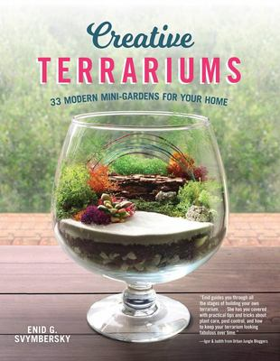 Creative Terrariums - 31 Modern Mini-Gardens for Your Home