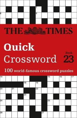The Times Quick Crossword: 100 General Knowledge Puzzles from the Times 2