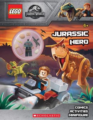 Jurassic Hero (Lego Jurassic World)