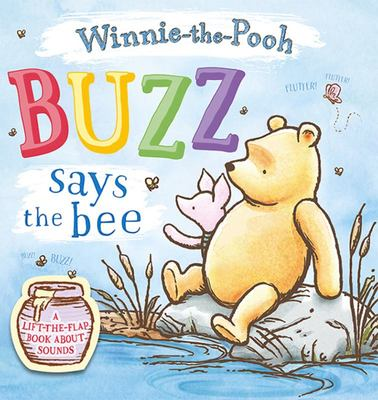 Buzz Says The Bee (Winnie-The-Pooh)