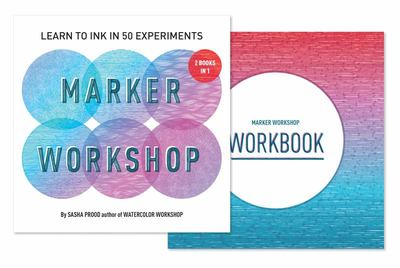 Marker Workshop: Learn to Ink in 50 Experiments