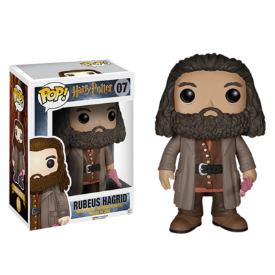 "Rubeus Hagrid Pop! Vinyl 6"" - Harry Potter"