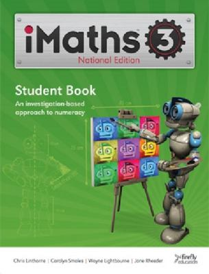 iMaths 3 Student Book National Edition - Firefly