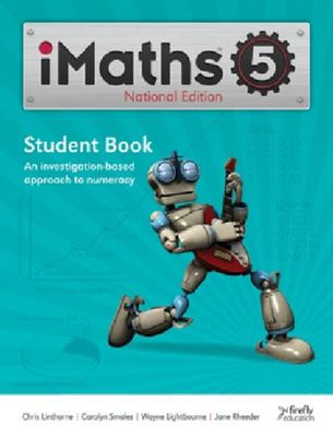 iMaths 5 Student Book National Edition - Firefly