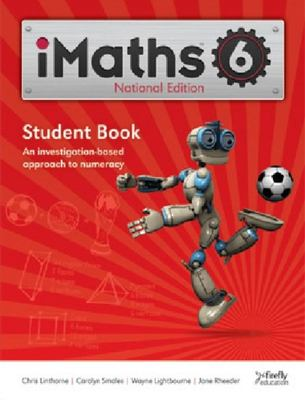 iMaths 6 Student Book National Edition - Firefly