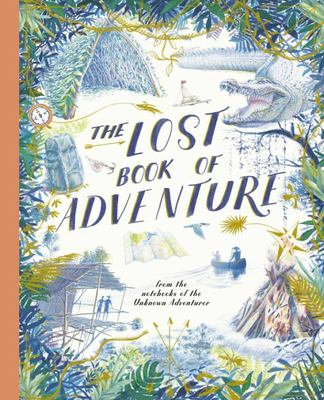 The Lost Book of Adventure (HB)