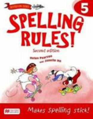Spelling Rules! Book 5 2E